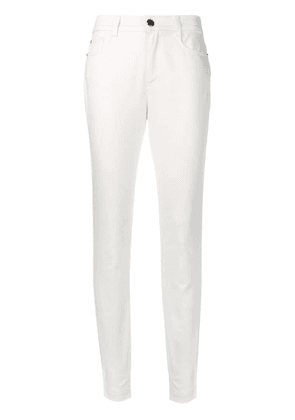 Fendi tapered jeans - White