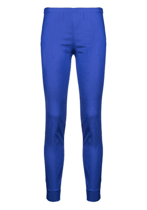 P.A.R.O.S.H. slim fit trousers - Blue