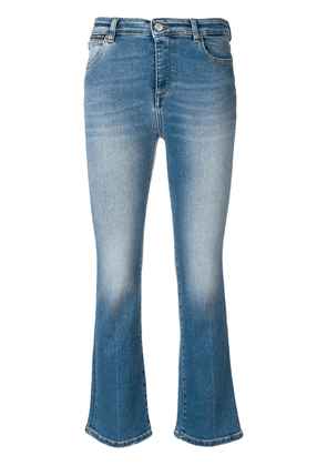 Acynetic cropped jeans - Blue