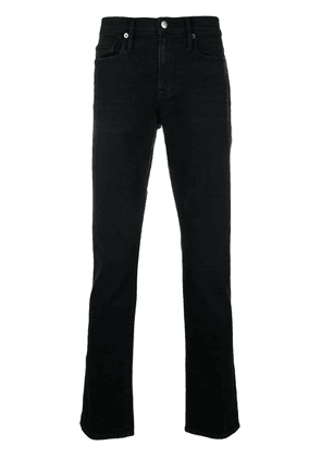 FRAME straight leg jeans - Black