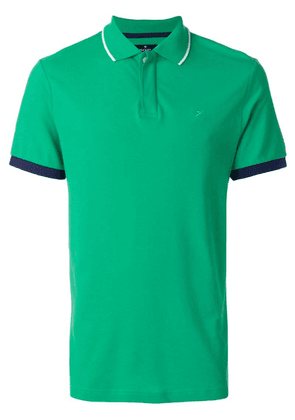 Hackett embroidered logo polo shirt - Green