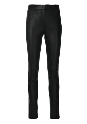Loewe embossed logo leggings - Black