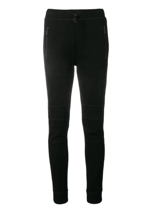 Dsquared2 fitted track leggings - Black