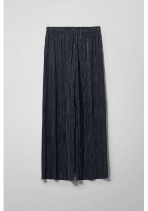 Wassily Pleat Trousers - Blue