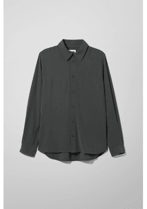 Pablito Structure Shirt - Grey