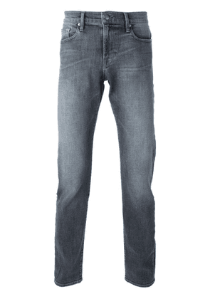 FRAME slim fit jeans - Grey