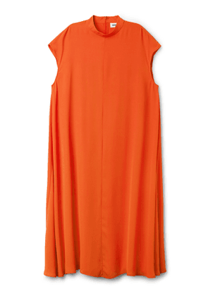 Copper Dress - Orange
