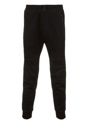 Dsquared2 panelled sweatpants - Black