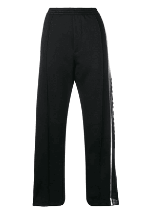 Dsquared2 wide-leg track pants - Black