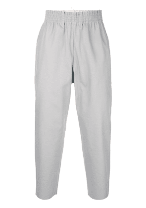 Camiel Fortgens slim-fit tailored trousers - Grey