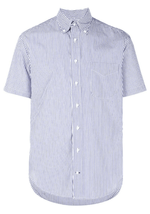 Gitman Vintage relaxed-fit shirt with stripes - Blue
