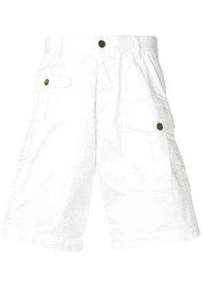 Dsquared2 bermuda shorts - White