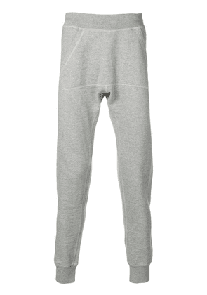 Dsquared2 kangaroo pocket track trousers - Grey