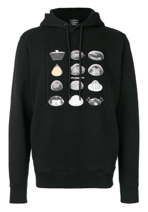 Marcelo Burlon County Of Milan x Close Encounters front patch hoodie -