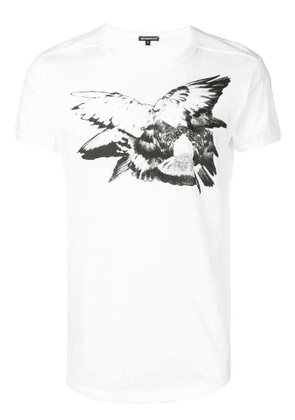 Ann Demeulemeester Wings T-shirt - White