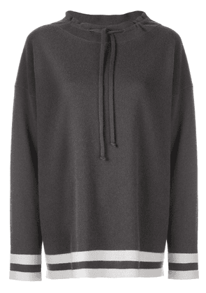 Bamford Watch Department knitted sweatshirt - Grey