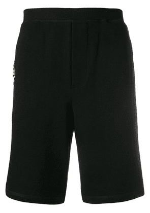 Dsquared2 side logo shorts - Black