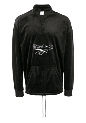 Reebok textured sweatshirt - Black