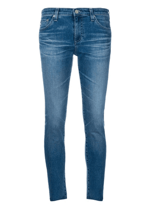 Ag Jeans cropped jeans - Blue