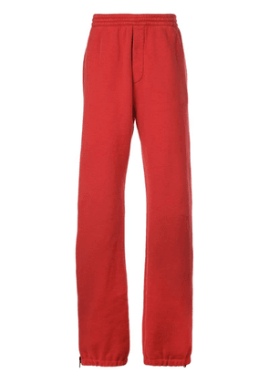 Dsquared2 zipped cuffs track pants