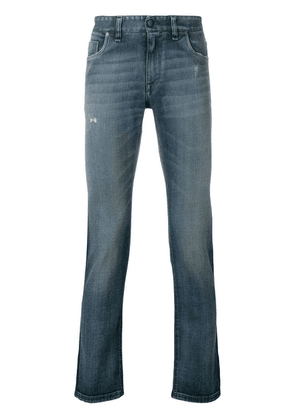 Fendi straight leg jeans - Blue