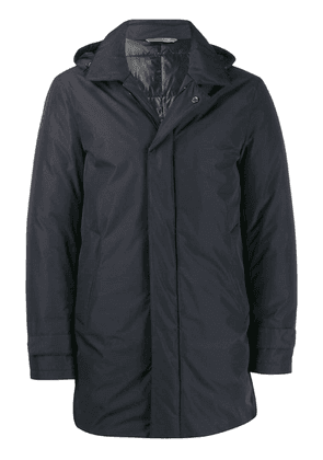 Canali padded jacket - Brown