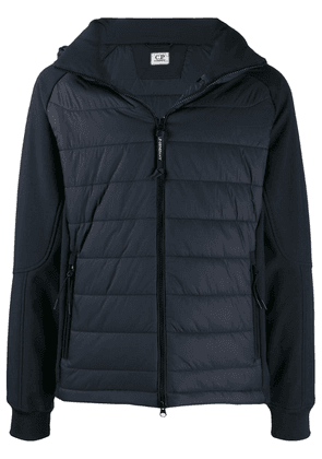 CP Company puffer jacket - Blue