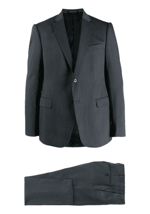 Emporio Armani slim-fit two piece suit - Grey