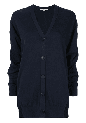 Stella McCartney v-neck cardigan - Blue