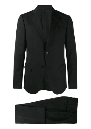 Z Zegna slim-fit two piece suit - Black