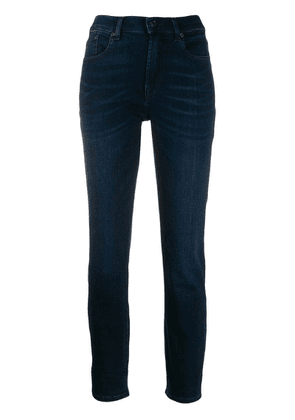 7 For All Mankind slim-fit denim trousers - Blue