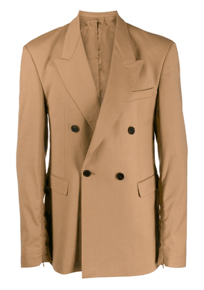 Cmmn Swdn double breasted blazer - Neutrals