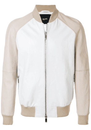 Blood Brother Trainer bomber jacket - White
