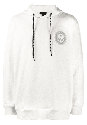 Adidas Originals By Alexander Wang hooded sweatshirt - White