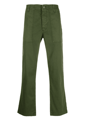 Ag Jeans Turner fatigue trousers - Green