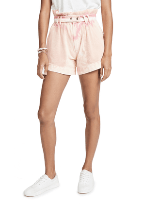 Free People Olivia Paperbag Shorts