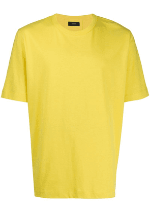 Joseph round neck T-shirt - Yellow