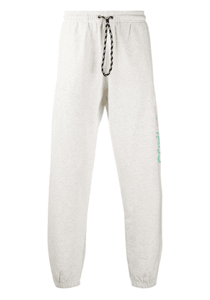 Adidas Originals By Alexander Wang track pants - Grey