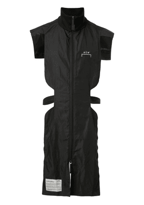 A-Cold-Wall* Long zip panel insert - Black