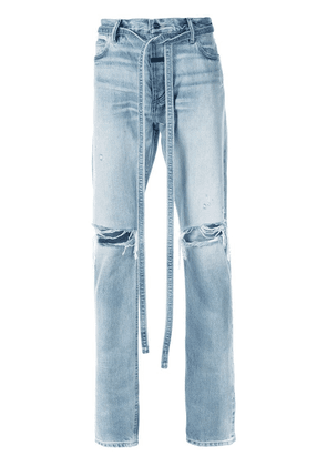 Fear Of God ripped jeans - Blue