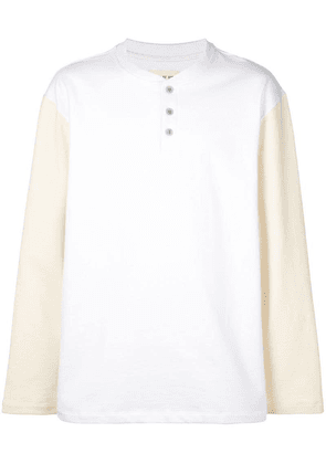 Fear Of God oversized jersey sweatshirt - White