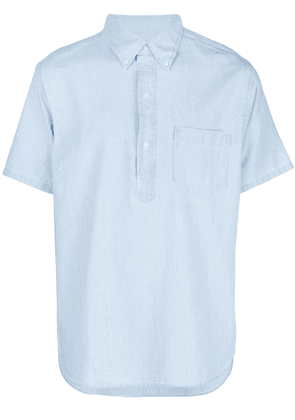 Best Made Company Chambray Pullover shirt - Blue