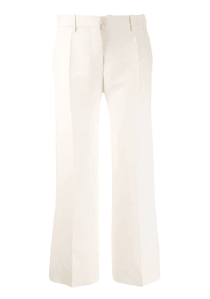 Valentino tailored straight-leg trousers - Neutrals