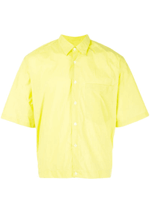 Cmmn Swdn lime yellow shirt