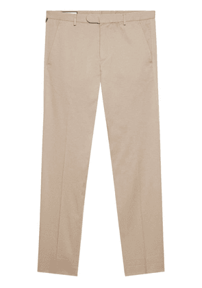 Gucci Stretch gabardine 60's pant - Neutrals