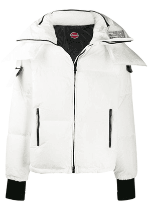 Colmar A.G.E. By Shayne Oliver oversized padded jacket - White