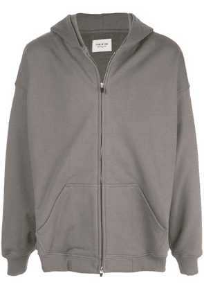 Fear Of God zip-up hoodie - Grey