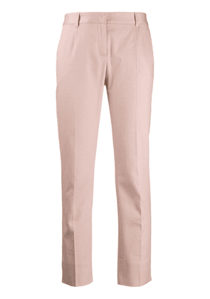 Dolce & Gabbana cropped tailored trousers - Pink
