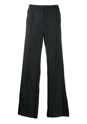 Valentino straight-leg track trousers - Blue