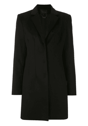 Alcaçuz Liberar coat - Black